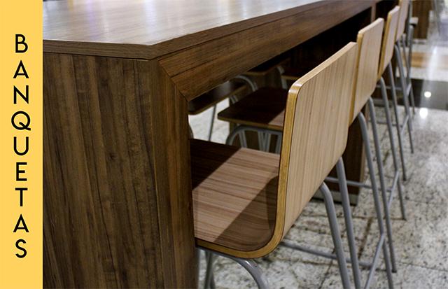 Tudo que você precisa saber sobre banquetas de madeira