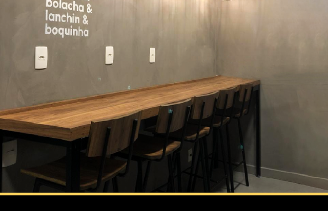 Móveis para cafeterias – o que avaliar antes de adquirir
