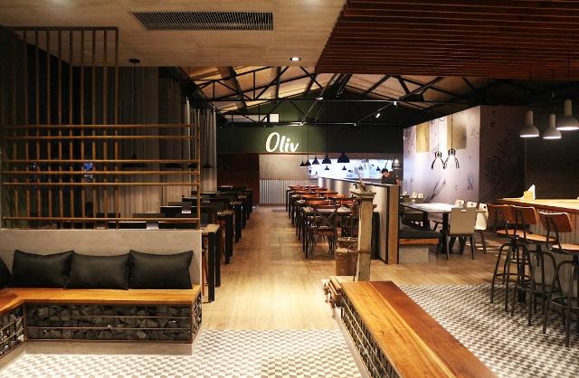 móveis para restaurante